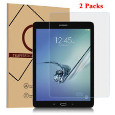 2 Pack Tempered Glass Screen Protector Film for ASUS ZenPad 3s 10 Z500m