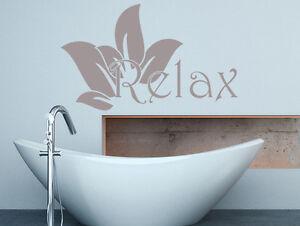 Wandsticker Badezimmer, wandtattoo wandsticker badezimmer sprüche relax badaufkleber wand, Design ideen