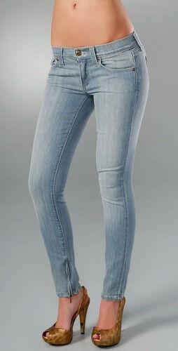 Anlo Brooke Skinny Jean in Arctic, Size 31