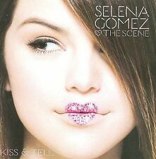 ~COVER ART MISSING~ Selena Gomez and the Scene CD Kiss and Tell