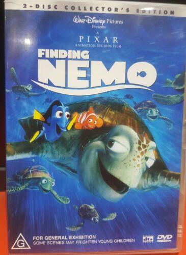 1 of 1 - Finding Nemo (DVD, 2004)