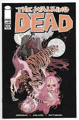 Image Comics THE WALKING DEAD #108 15 Year Anniversary