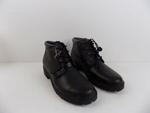 Image is loading TIMBERLAND-BRAND-NEW-PAIR-OF-BLACK-TIMBERLAND-WATERPROOF- 288e85d33