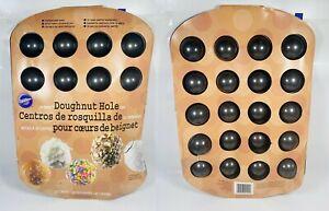 Wilton-2105-0129-20-Cavity-Doughnut-Hole-Donut-Cake-Pan-Mold