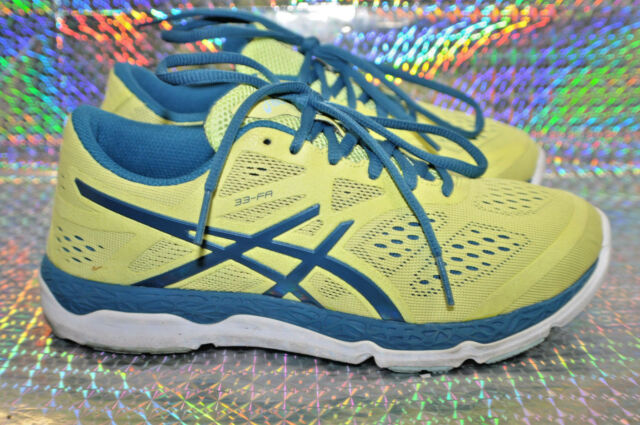 33-fa Men US 9.5 Gray Running Shoe
