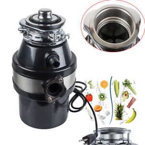 Image Is Loading Household Feed Food Waste Processor Amp Kitchen Sink