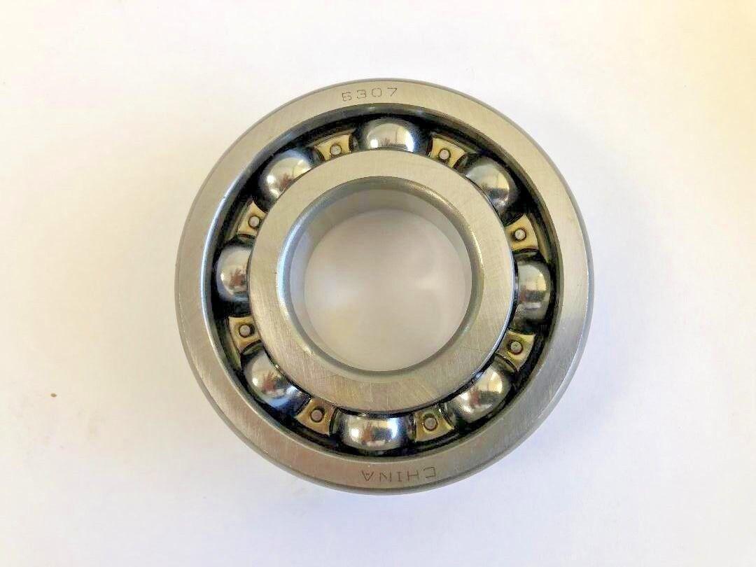 2x 6307-Ball Bearing 35mm x 80mm x 21mm Premium Deep Groove QJZ Free Shipping
