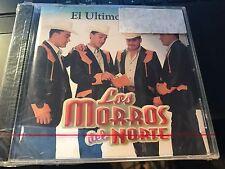 """Los Morros del Norte """"El Ultimo Billete"""" cd SEALED"""