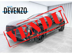 2020 Bentley Continental GT GT V8 Convertible 542HP AWD  Triple Black