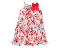 Cherokee Girl's Special Occasion Dress, Floral