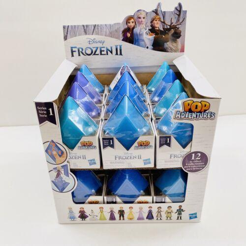 8 12 Disney Frozen II Pop Adventures Series 1 Surprise Blind Box Set  4
