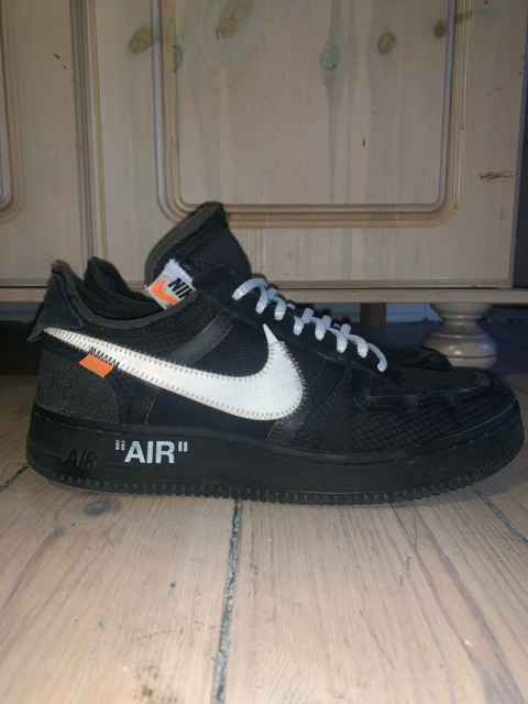 Sneakers, Nike x off White , str. 44, Sælger disse fede…