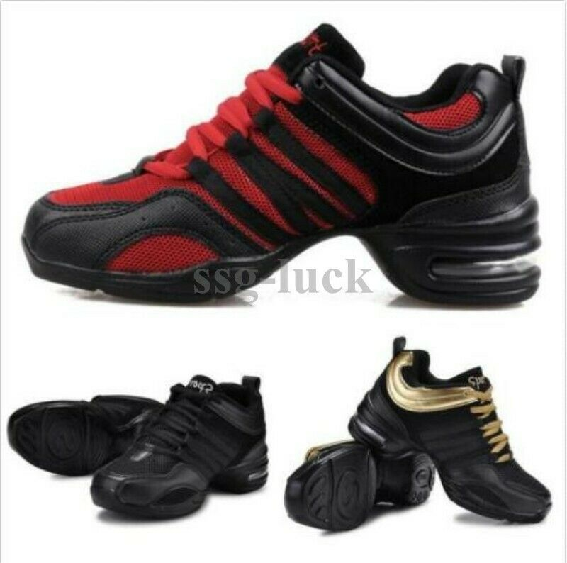Athletic Sneakers Women Comfy Modern Jazz Hip Hop Dance Running Sport shoes