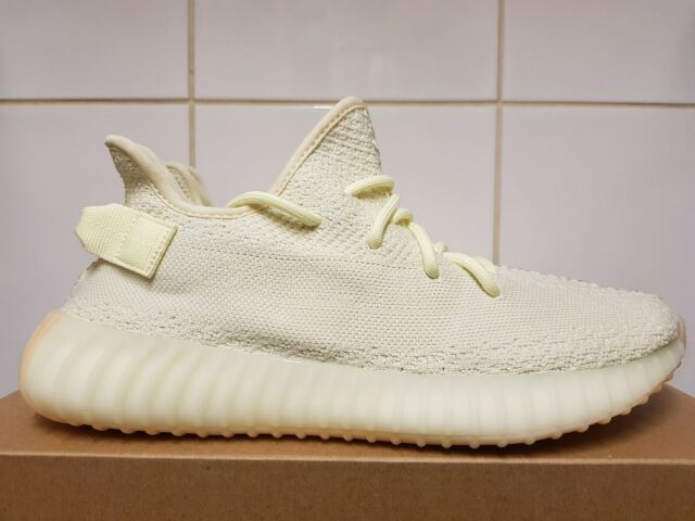 5463658de4e0e Adidas Yeezy Boost 350 V2 Butter Yellow F36980 UK 7.5 US 8 EU 41 1