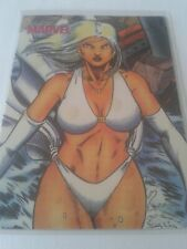 Women Of Marvel Series 1 Swimsuit Chase Card S18