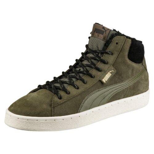 vendita Unisex a per Puma velluto tennis coste scarpe adulti Mid da 1948 0qCwBC4n