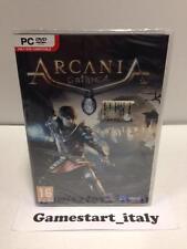 ARCANIA GOTHIC 4 (PC) NUOVO SIGILLATO VERSIONE ITALIANA COME DA FOTO