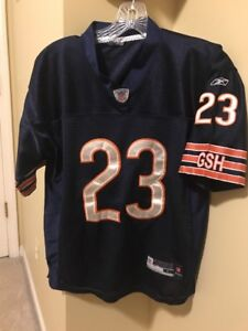 uk availability 0d681 12f54 Details about DEVIN HESTER CHICAGO BEARS JERSEY YOUTH L #23 SEWN ON REEBOK  NFL FOOTBALL