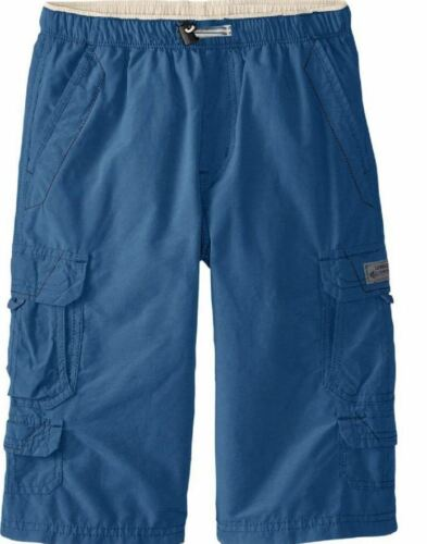 VARIETY NEW Unionbay Boy/'s Lightweight Pull on Messenger Cargo Shorts