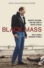 DICK LEHR __ BLACK MASS WHITEY BULGER THE FBI & THE DEVILS DEAL__ BRAND NEW