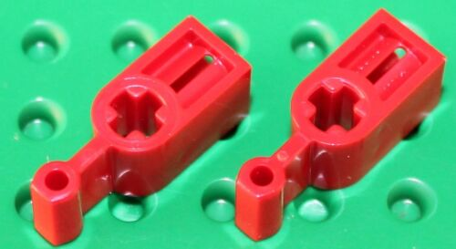 Lego Red Technic Changeover Catch 2 pieces 6641 NEW!!!