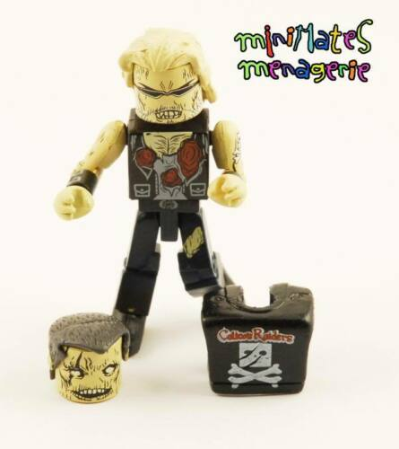 Maximum Zombies Minimates NYCC Exclusive Zombie Biker