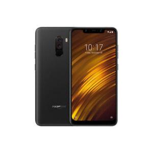 Xiaomi Pocophone F1 6GB RAM 128GB Graphite Black ship from EU garanz