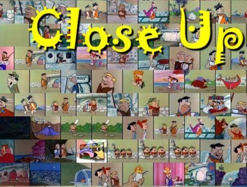 Amazing The Great Gazoo Flintstones montage signed