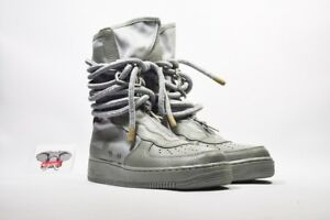 3fa0dfd9811 NIKE SF AF1 AIR FORCE 1 HIGH SAGE SAGE SAGE AA1128 201 SIZE 9