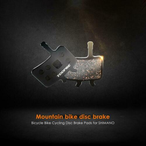 US MTB Mountain Bike Bicycle Metal Disc Brake Pads For Shimano M446 355 395 BB5
