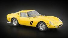 CMC 1:18 1962 Ferrari 250 GTO, Yellow M-153