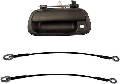 Cables Except Double Crew Cab Textured 00-06 Tundra For Tailgate Latch Handle