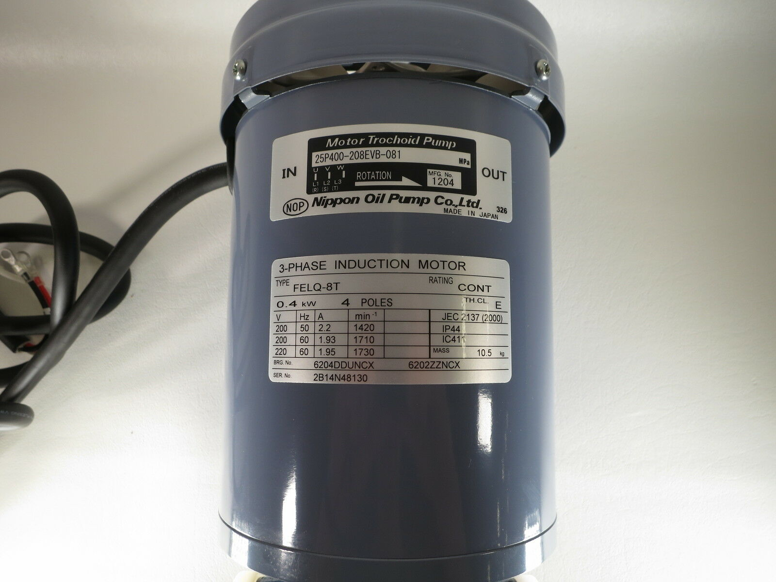 BPT VSM//240 BB COD:68111810