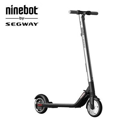 Ninebot by Segway ES2 Electric Folding Kick Scooter with Bluetooth App Connect