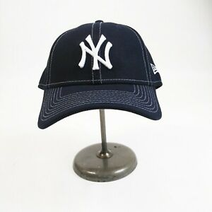 New-Era-9forty-Snapback-cap-100-authentic-mlb-blue-New-York-yankees