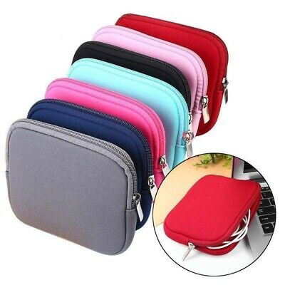 Laptop Cords USB Cable Organizer Bag Mouse Charger Storage Small Case Pouch | eBay