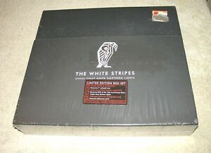 The White Stripes: Under Great White Northern Lights DVD 2010 2-Disc Set SEALED!