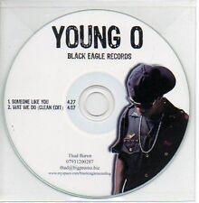 (897B) Young O, Someone Like You - DJ CD