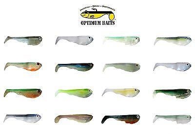 "Optimum Baits //Lucky Craft Opti Shad Swimbait 5/"" 7/"" 6/"" Select Size//Color"