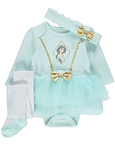 Disney Princess Baby Girls Fancy dress outfit Cosplay Cinderella Tinkerbell New