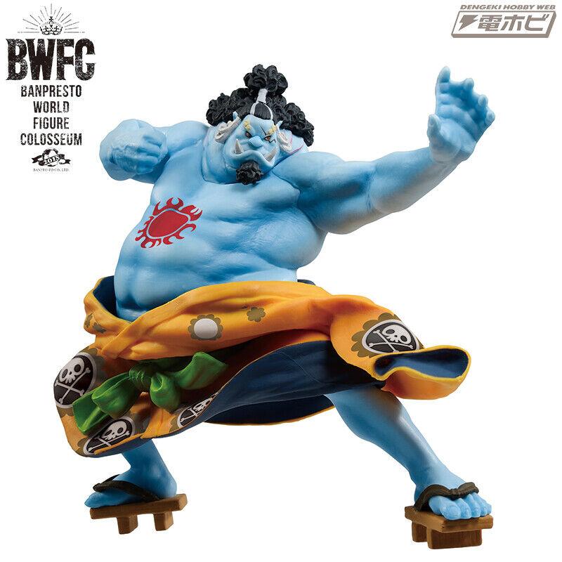 PRE-ORDER One Piece Jinbei Jinbe Banpresto World Figure Colosseum BWFC 2 Figurin