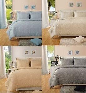 Luxury-Paisley-Print-400TC-Cotton-Rich-Duvet-Cover-with-Pillowcases-Bedding-Set