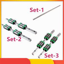 Hgr15 Hgr20 Linear Guide Rail Amp Hgh1520ca Amp Hgw1520cc Cnc 3d Set