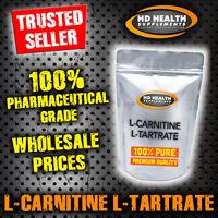 Pure L-carnitine L-tartrate Lclt Powder 1kg | Premium Quality L Carnitine