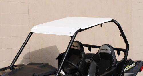 Polaris 2014-2019 RZR XP 1000 Turbo Aluminum Roof White