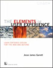 The Elements of User Experience: User-Centered Design for the Web and Beyond (2
