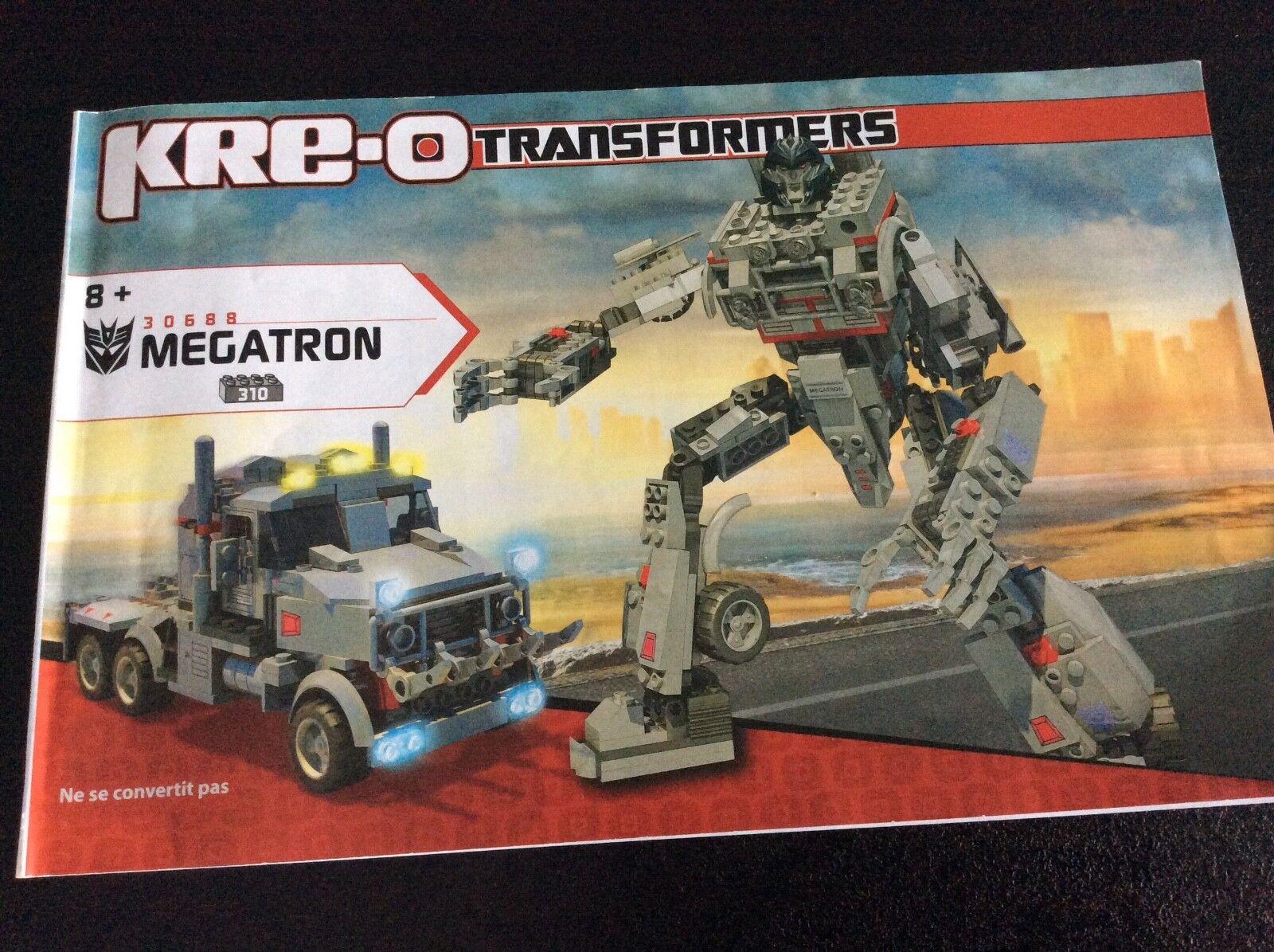 Jouet Transformers KRE-O Megatron 30688