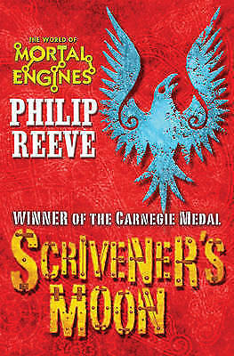 1 of 1 - Scrivener's Moon (Mortal Engines) By Philip Reeve NEW (Paperback) Book