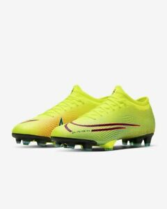 Inicialmente concepto Una efectiva  New Nike Mercurial Vapor 13 PRO MDS FG Soccer Cleats CJ1296-703 Mens Size 10    eBay