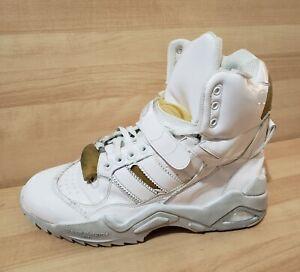 Mens-MAISON-MARGIELA-Retri-Fit-Hi-Top-Sneakers-Sz-43-US-10-Athletic-shoes-future